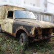 Old Abandoned car - 图库照片