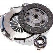 Stock Photo: Automobile clutch