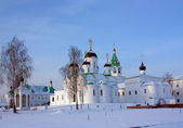 Spasskiy monastery in Murom. Russia — Stock Photo