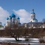 Monastery in  Bogolubovo — Stock Photo #2210359