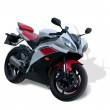 Stock Photo: Sportbike