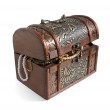 treasure chest — Stock Photo #2214268