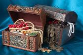 Scrigni del tesoro — Foto Stock