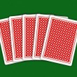 Playing-cards — Stock Photo