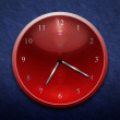 Stock Photo: Pointer clock