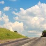 High-speed road — Stock Photo