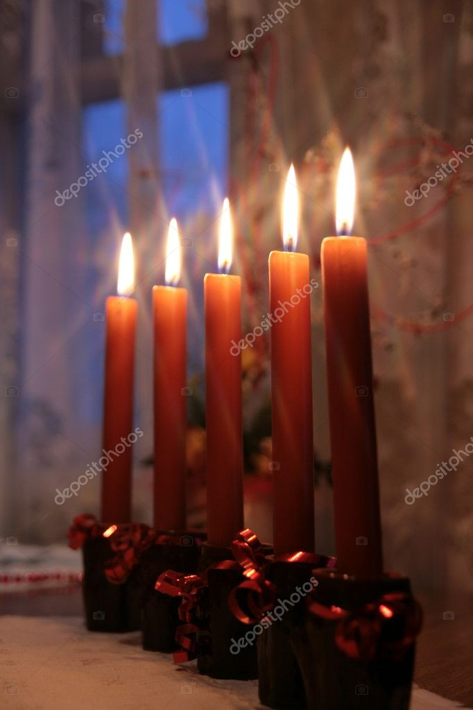 Candlelight — Stockfoto #1384987