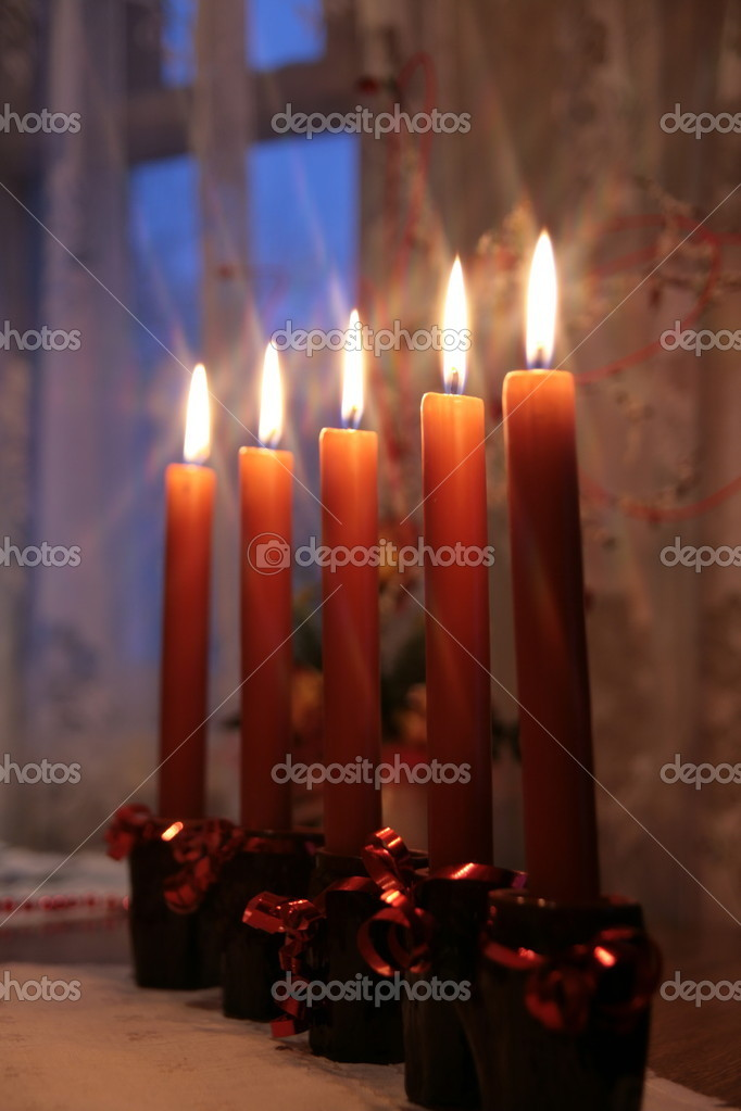Candlelight — Stock fotografie #1384987