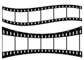 Old filmstrip — Stock Photo