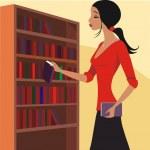 Librarian — Stock Vector #1473937