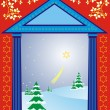 Royalty-Free Stock Immagine Vettoriale: Christmas card