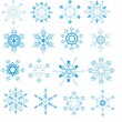 Snowflakes — Stock Vector #1503788