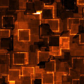 Neon tile background — Stock Photo