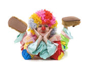 Mrs. Rainbow — Stock Photo