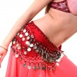 Eastern dance — Stock Photo #2575069