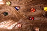 Hair — Stock Photo