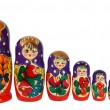 Royalty-Free Stock Photo: Russian nest-dolls
