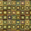 Textile flax fabric wickerwork texture — Stock Photo #1154680