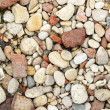 Texture colored sea rocks - ストック写真