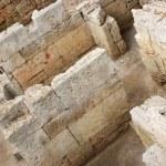 Ruins of Chersonese, Sevastopol — Stock Photo #1155512
