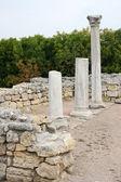 Ruins of Chersonese, Sevastopol — Stock Photo