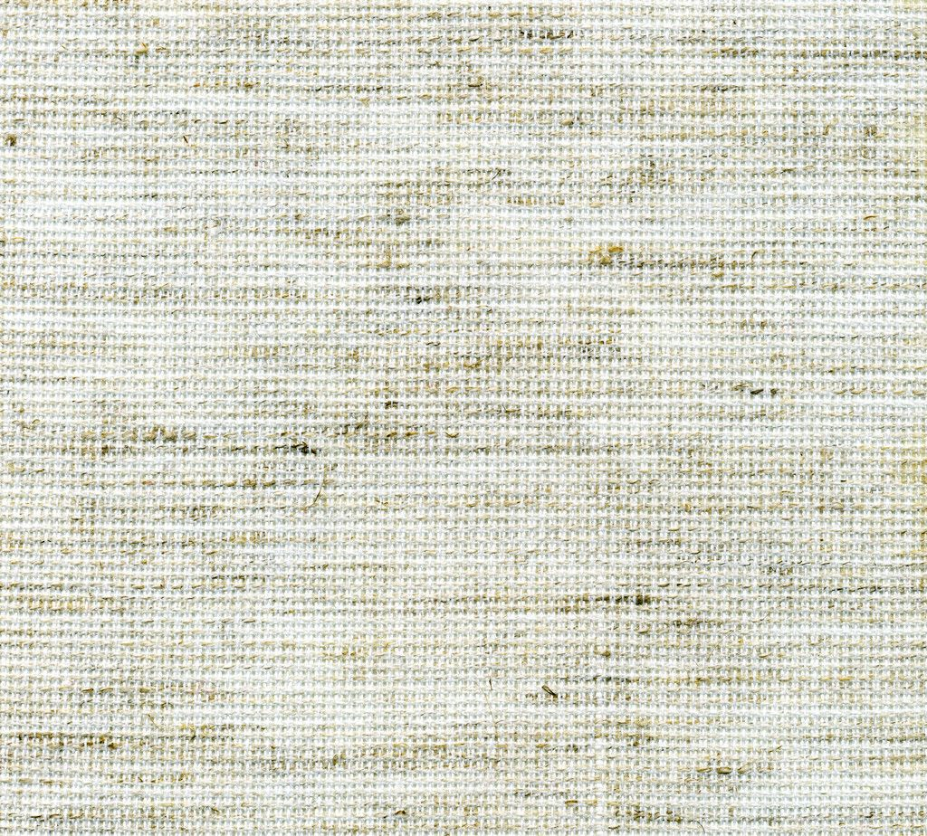 Beige textile flax fabric wickerwork texture background — Stock Photo #1155439