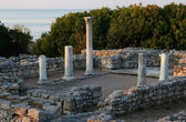 Ruins of Chersonese, Sevastopol — Stock Photo