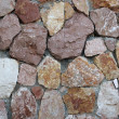 Texture of wall from a natural stone — Stock Photo #1489320