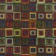 Textile flax fabric wickerwork - Foto Stock