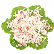 Royalty-Free Stock Photo: Preparation of salad
