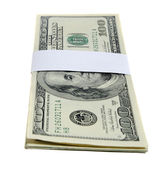 Pack of American money — Stock Photo