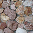 Texture of wall from a natural stone — Stock Photo #2616570