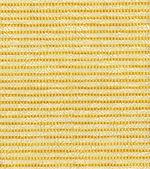 Yellow textile flax fabric wickerwork — Stock Photo