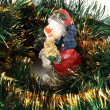 Christmas-tree decorations — Stock Photo #1102973