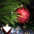 Kerstboom decoratie — Stockfoto #1108990