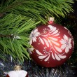 Kerstboom decoratie — Stockfoto #1109020