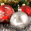 Kerstboom decoratie — Stockfoto #1225665