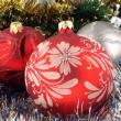 Kerstboom decoratie — Stockfoto #1225780