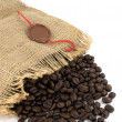 Cofee bean — Stock Photo #1281265