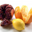 Tropical fruits — Stock Photo #1570151