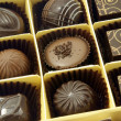 Royalty-Free Stock Photo: Assorted chocolates