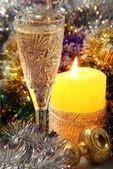 New Year's design — Stock Photo