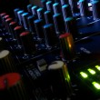Mixing console - Stock Photo