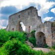 Ruins of old castle — Stock Photo