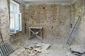 Reparar no quarto. elemento do projeto. — Foto Stock