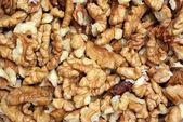Konsistens av nötter — Stockfoto