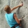 Rock climber — Stock Photo #1958692