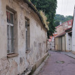 Stock Photo: Lane of old city