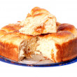 Crackling roll - Stock Photo