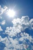 Облака — Стоковое фото